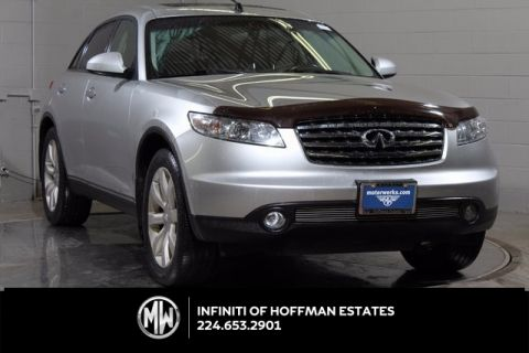 Used INFINITI FX35 w/o Options