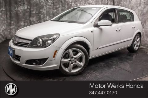 Used Saturn Astra XR