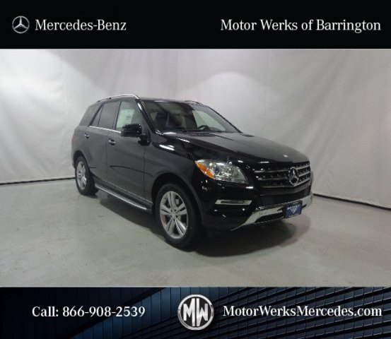 Used 2015 Mercedes Benz M Class Ml350 Sport Utility Near