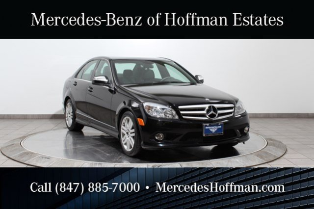 Used 2008 Mercedes Benz C Class 3 0l Sport 4dr Car Near