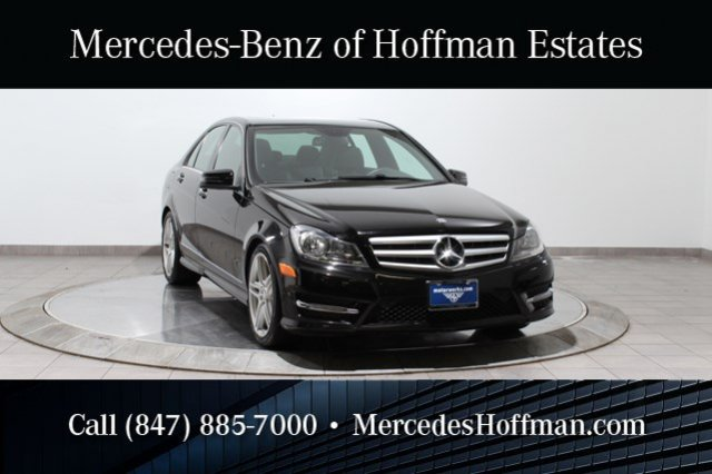 Certified Used 2013 Mercedes Benz C Class Certified C300